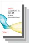 Tolley's Tax Annuals Set 2019-2020 (Main Works Only) cover