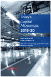 Tolley's Capital Allowances 2019-20 cover