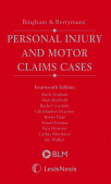 Bingham and Berrymans' Personal Injury and Motor Claims Cases 14th Edition Set cover