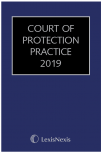 Court of Protection Practice (with CD-ROM) 2019 cover