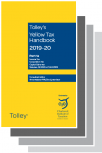 Tolley's Tax Library Set 2019-2020 cover