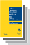 Tolley's Yellow and Orange Tax Reference 2019-20 Set cover