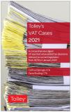 Tolley's VAT Cases 2021 cover