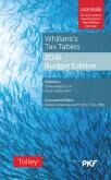Whillans's Tax Tables 2016-17 (Budget edition) cover