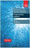 Whillans's Tax Tables 2018-19 (Finance Act edition) cover