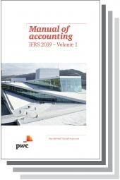 Manual of Accounting IFRS 2019 (eBook and Print) cover