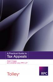 A Practical Guide to Tax Appeals cover