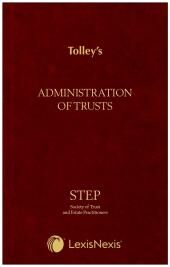 Administration of Trusts cover
