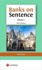 Banks on Sentence Volume 1 cover