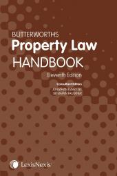 Butterworths Property Law Handbook 11th edition cover