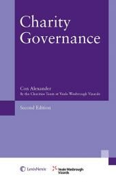 Charity Governance Second edition cover