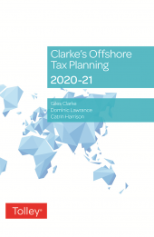 Clarke's Offshore Tax Planning 2020-21 (27th edition) cover