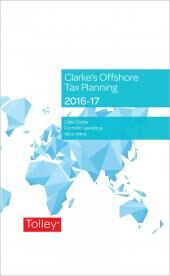 Clarke's Offshore Tax Planning 23rd edition cover