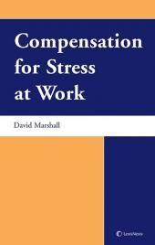Compensation for Stress at Work cover