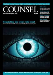 Counsel: Incorporating Bar News cover