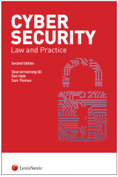 Image result for The second edition of Cyber Security Law and Practice is has now published