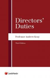 Directors' Duties Third edition cover