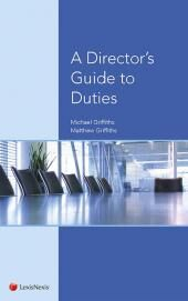 A Director's Guide to Duties First edition cover