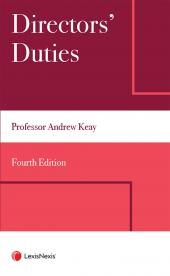 Directors' Duties Fourth edition cover