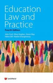 Education Law and Practice 4th edition cover