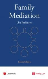 Family Mediation Fourth edition cover