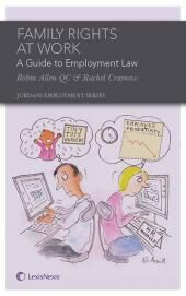 Family Rights at Work A Guide to Employment Law cover