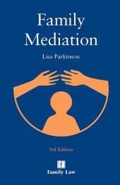 Family Mediation Third edition cover