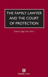 The Family Lawyer and the Court of Protection cover