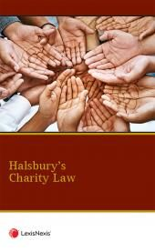 Halsbury's Charity Law cover