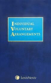 Individual Voluntary Arrangements Service cover