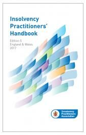 Insolvency Practitioners Handbook Fifth edition cover