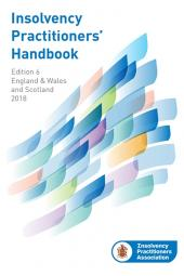 Insolvency Practitioners Handbook Sixth edition cover
