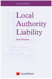 Local Authority Liability Seventh edition cover