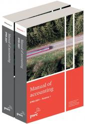Manual of Accounting IFRS 2021 eBook cover