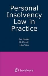 Personal Insolvency Law in Practice cover