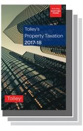 Tolley's Property Tax Set 2017 cover