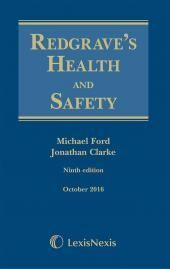 Redgrave's Health and Safety Ninth edition cover