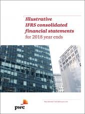 Illustrative IFRS Consolidated Financial Statements for 2018 Year Ends cover
