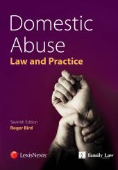 Domestic Abuse: Law and Practice 7th edition cover
