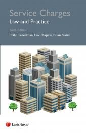 Service Charges: Law and Practice Sixth edition cover