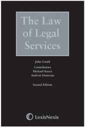 The Law of Legal Services and Practice Second edition cover