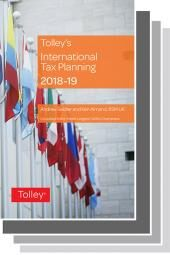 International Tax 2018-2019 Set cover