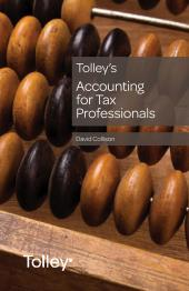 Tolley's Accounting for Tax Professionals cover