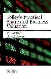 Tolley's Practical Share and Business Valuation Second edition cover