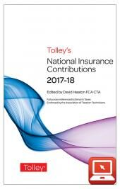 TolleyLibrary Light Tolley's National Insurance Contributions 2017 and Print cover