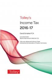 Tolley's Income Tax 2016-17 Main Annual cover