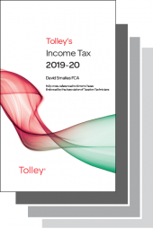 Tolley's Tax Annuals Premium Set 2019-20 cover