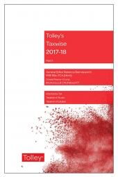 Tolley's Taxwise II 2017-18 cover
