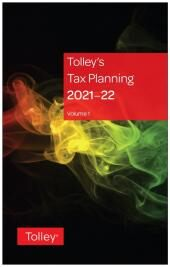 Tolley's Tax Planning 2021-22 cover