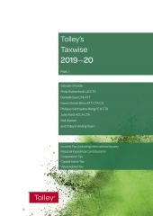Tolley's Taxwise I & II 2019-20 Set cover